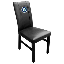 Side Chair 2000 with Seattle Mariners Logo Set of 2