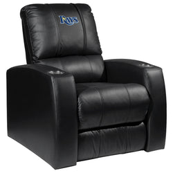Relax Recliner with Tampa Bay Rays Logo