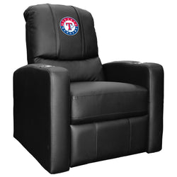 Stealth Recliner with Texas Rangers Logo