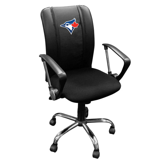 Curve Task Chair with Toronto Blue Jays Secondary