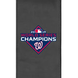 Side Chair 2000 with Washington Nationals 2019 Champions