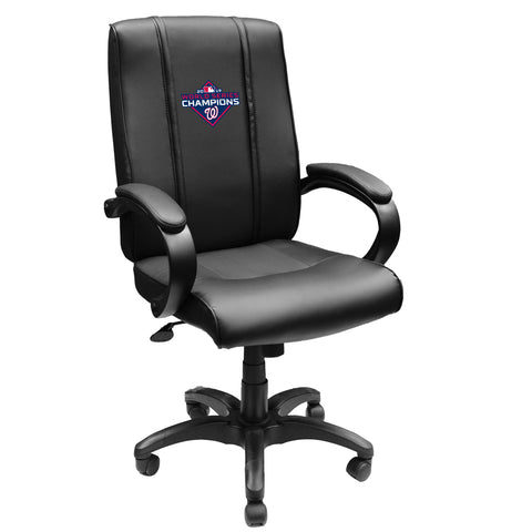 Office Chair 1000 with Washington Nationals 2019 Champions