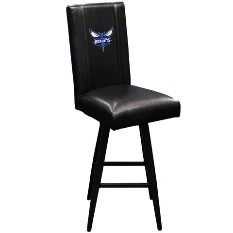 Swivel Bar Stool 2000 with Charlotte Hornets Primary