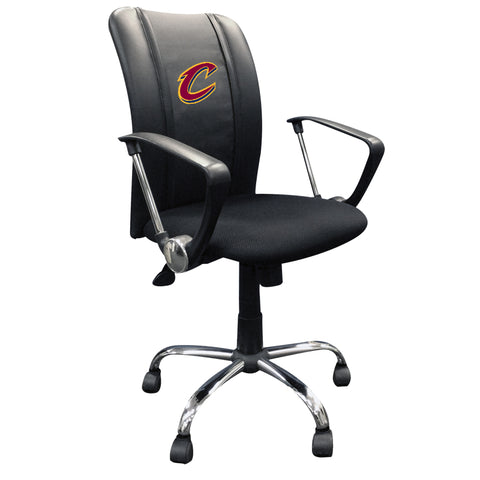 Curve Task Chair with Cleveland Cavaliers C