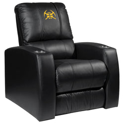 Relax Recliner with Denver Nuggets Secondary Logo