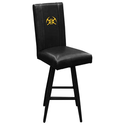Swivel Bar Stool 2000 with Denver Nuggets Secondary Logo