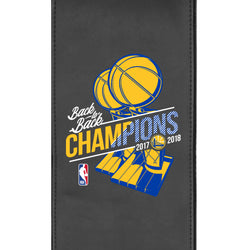 Golden State Warriors 2018 Champions Logo Panel