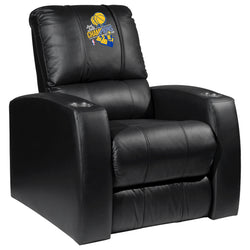 Relax Recliner with Golden State Warriors 2018 Champions Logo Panel