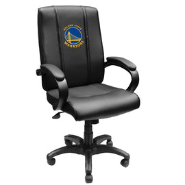 Office Chair 1000 with Golden State Warriors Global Logo