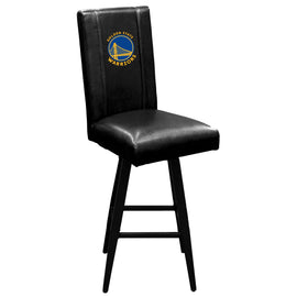 Swivel Bar Stool 2000 with Golden State Warriors Global Logo