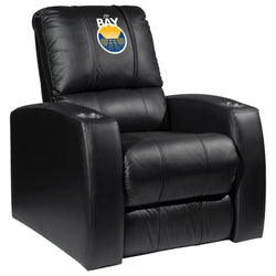 Relax Recliner with Golden State Warriors Logo