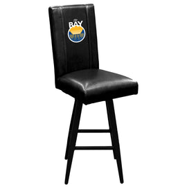 Swivel Bar Stool 2000 with Golden State Warriors Logo