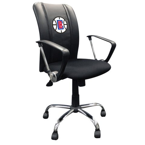 Curve Task Chair with Los Angeles Clippers Primary