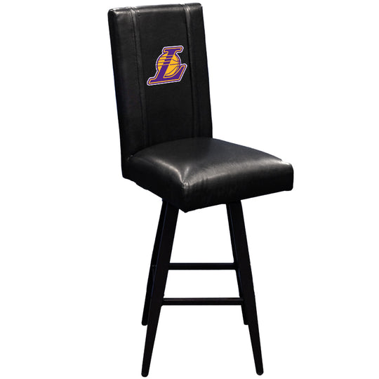 Swivel Bar Stool 2000 with Los Angeles Lakers Secondary