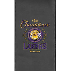 Los Angeles Lakers 2020 Champions Logo Panel