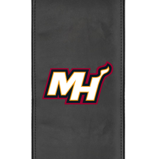 Miami Heat Secondary Logo Panel