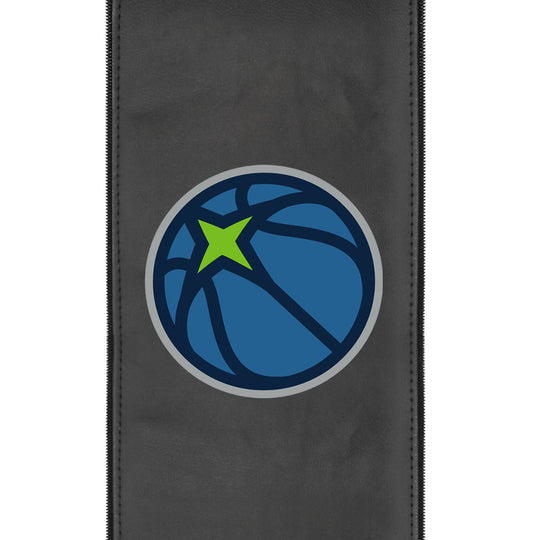 Minnesota Timberwolves Secondary Logo Panel