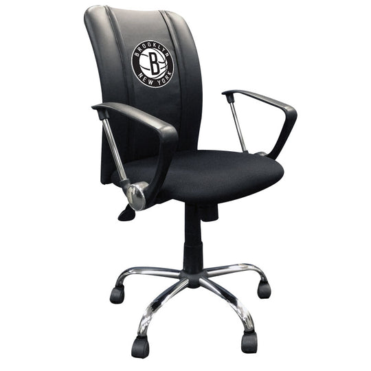 Curve Task Chair with Brooklyn Nets Secondary