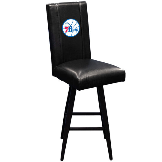 Swivel Bar Stool 2000 with Philadelphia 76ers Primary