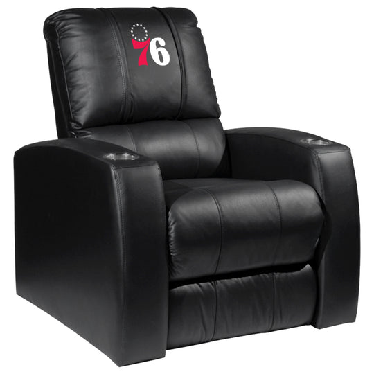 Relax Recliner with Philadelphia 76ers Secondary