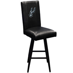 Swivel Bar Stool 2000 with San Antonio Spurs Primary Logo