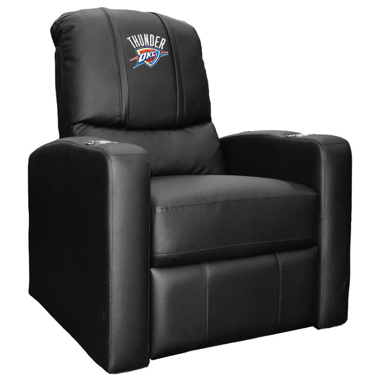 Stealth Recliner with Oklahoma City Thunder Logo