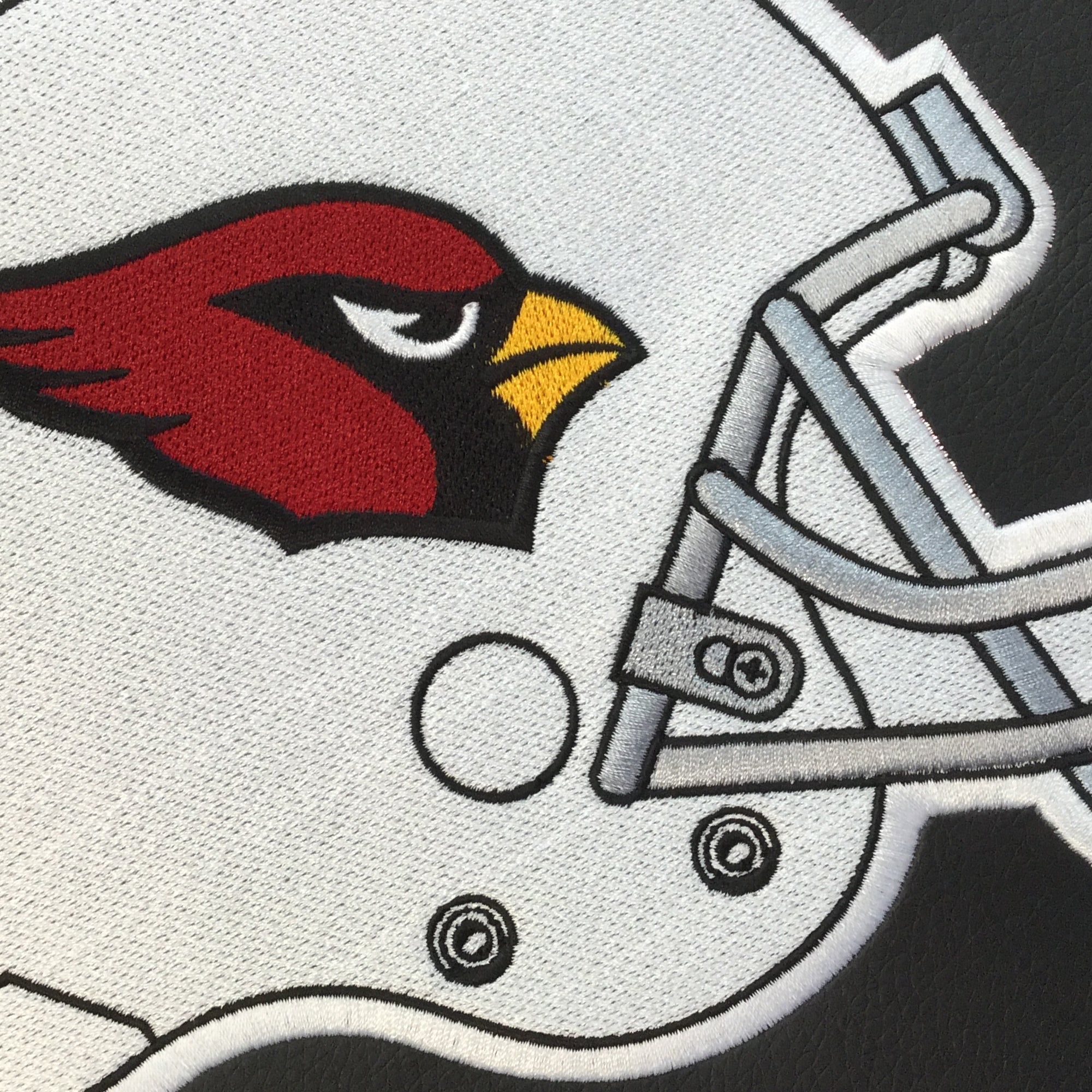 Game Rocker 100 with Arizona Cardinals Helmet Logo