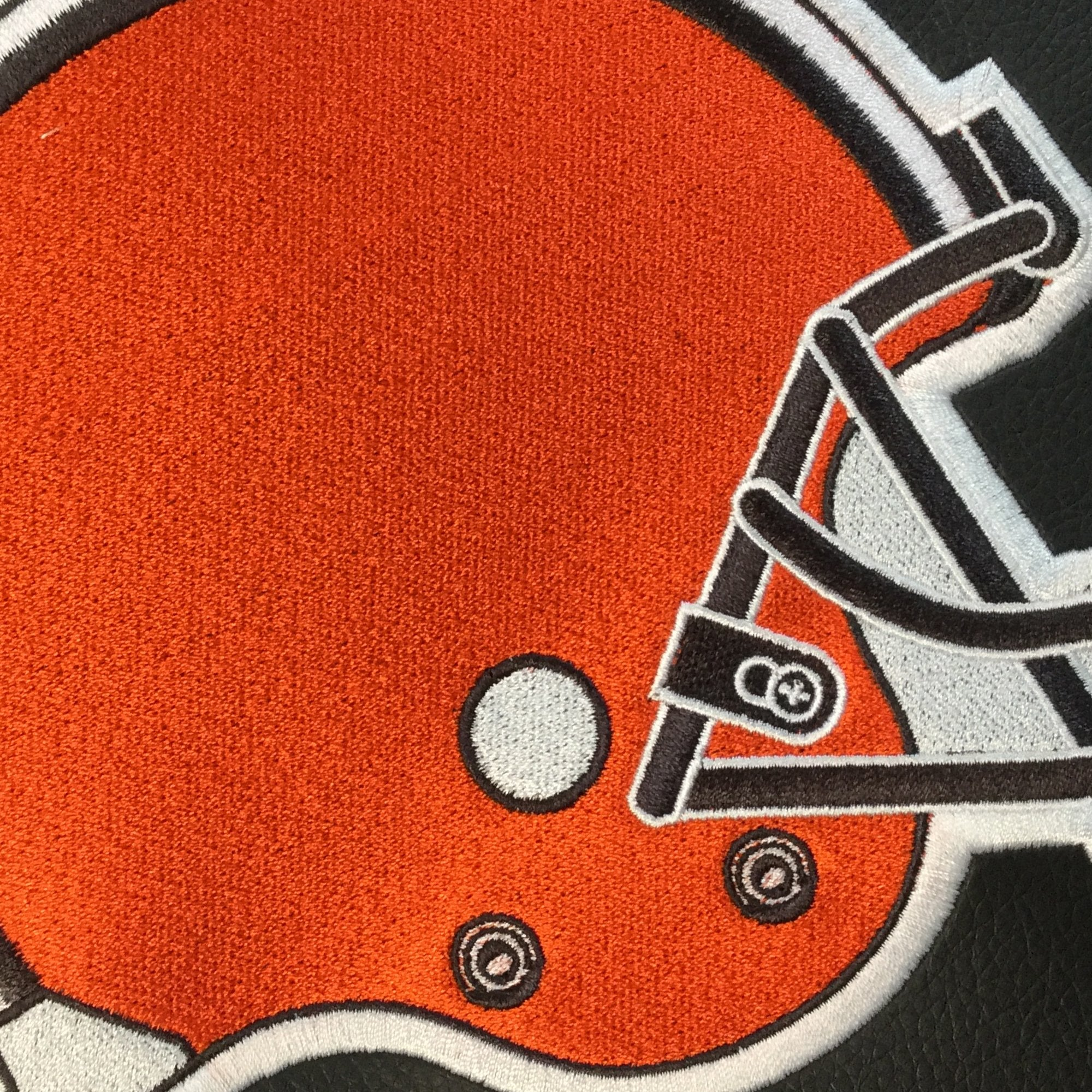 Relax Recliner with  Cleveland Browns Helmet Logo