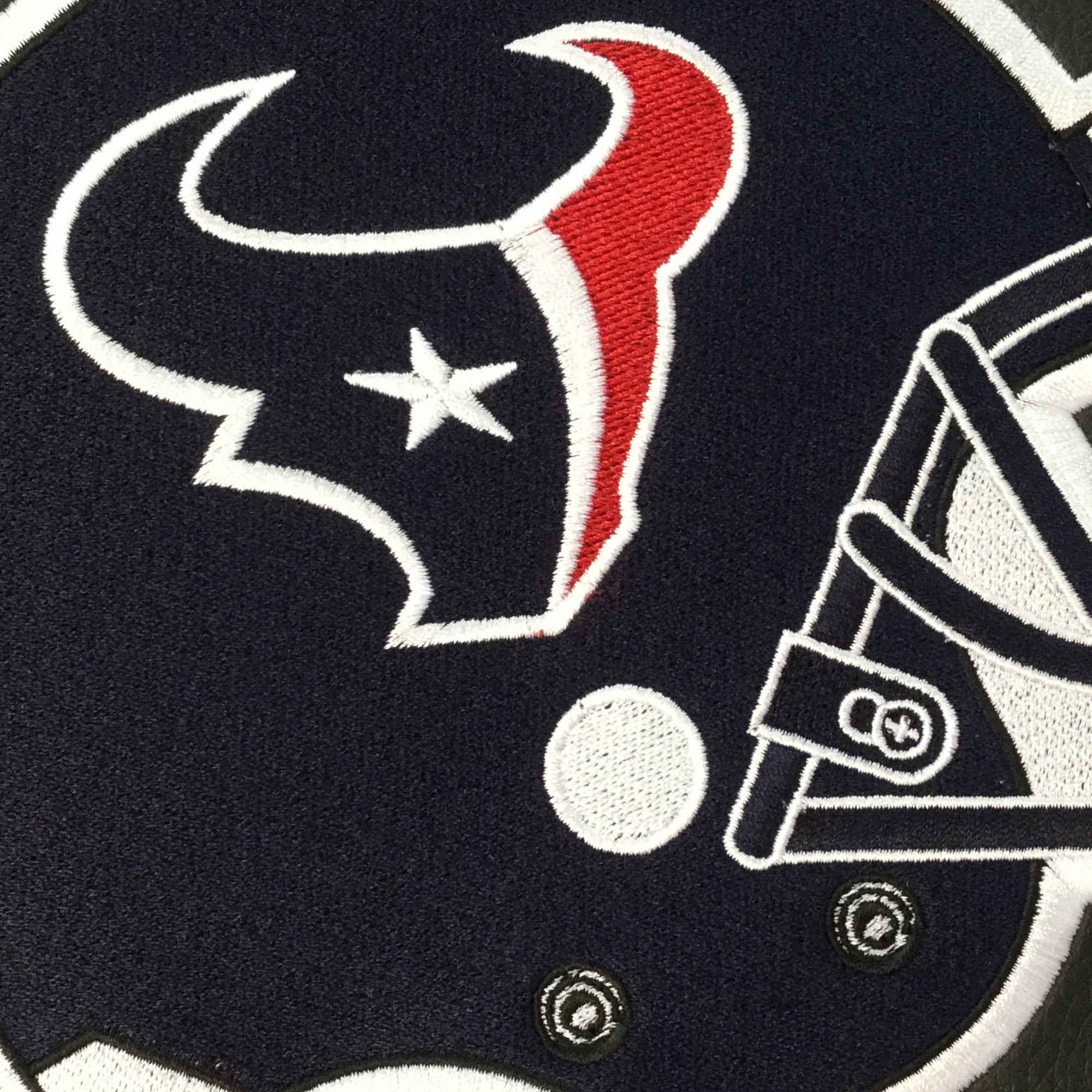 Side Chair 2000 with  Houston Texans Helmet Logo