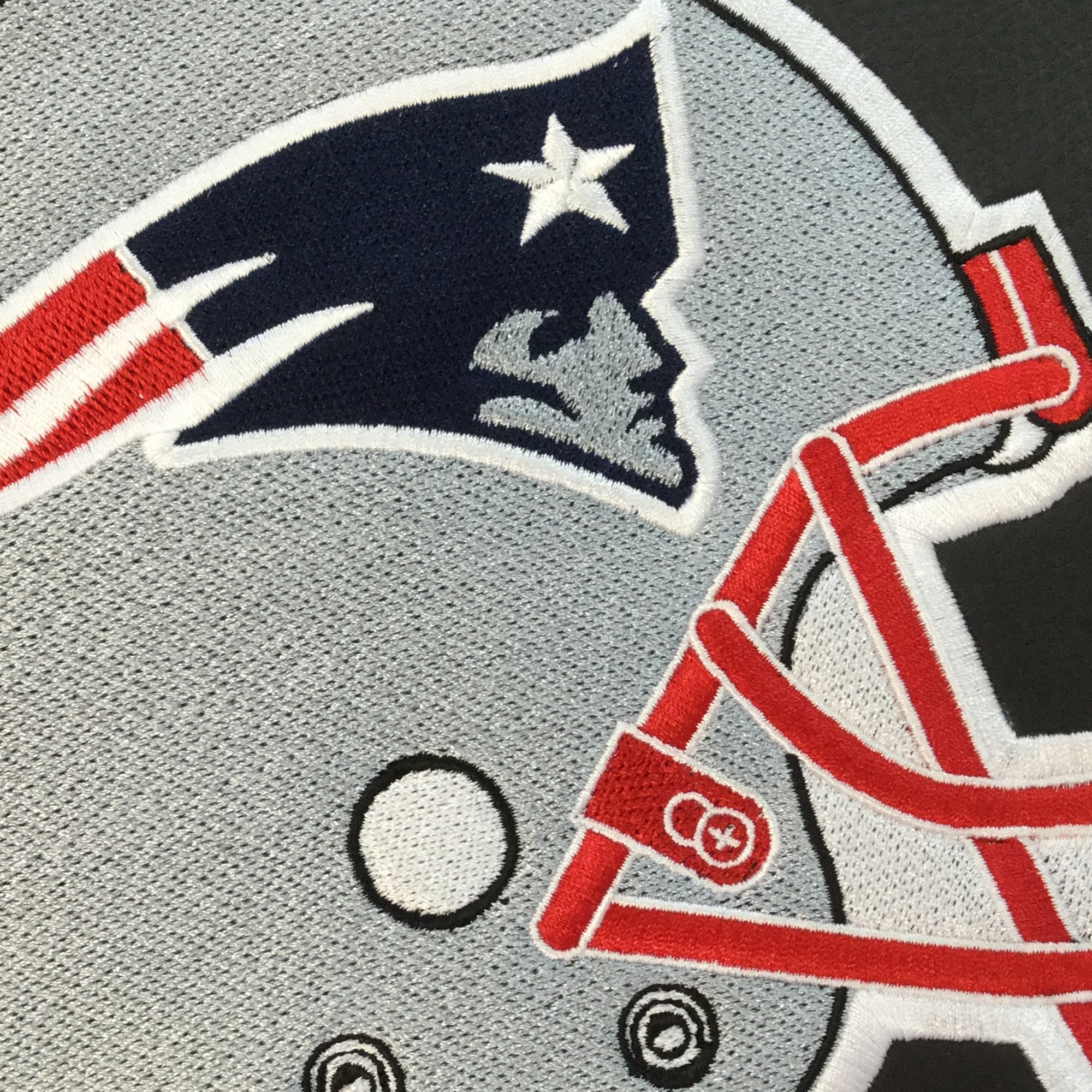 Game Rocker 100 with  New England Patriots Helmet Logo