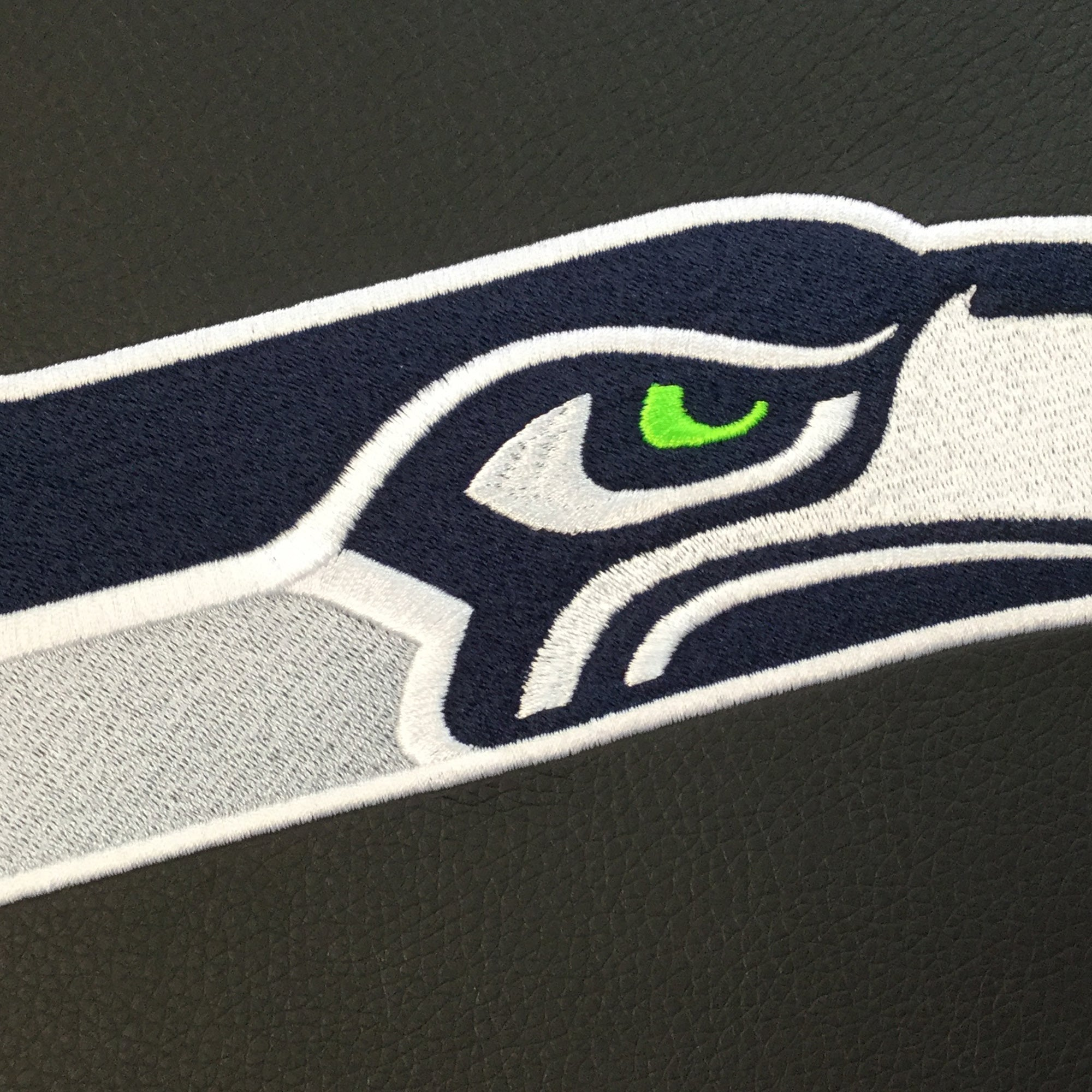 Game Rocker 100 with  Seattle Seahawks Primary Logo