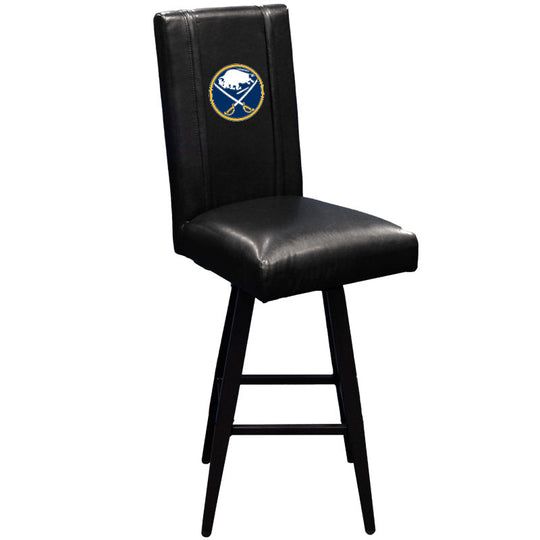 Swivel Bar Stool 2000 Buffalo Sabres Logo