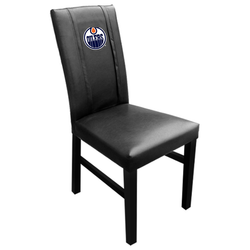 Side Chair 2000 with Edmonton Oilers Logo