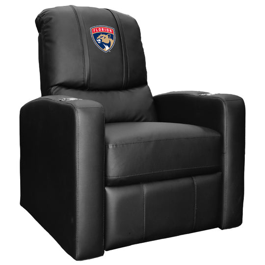 Stealth Recliner with Florida Panthers Logo