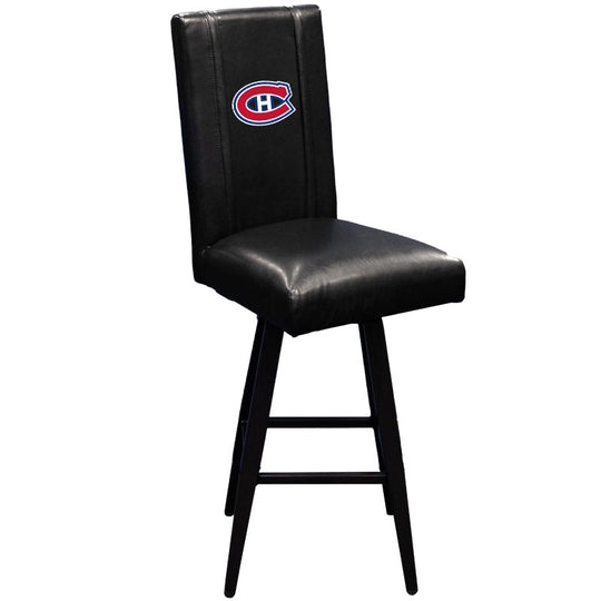 Swivel Bar Stool 2000 Montreal Canadiens Logo