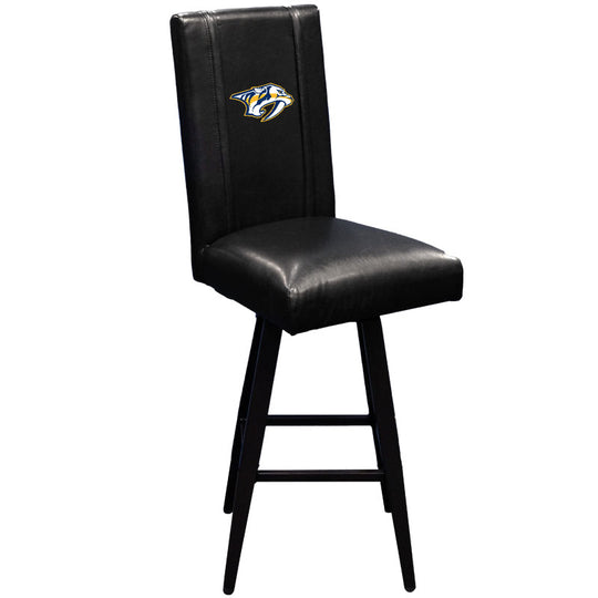 Swivel Bar Stool 2000 Nashville Predators Logo