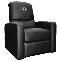 Stealth Recliner with Nashville Predators  Logo
