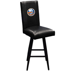 Swivel Bar Stool 2000 New York Islanders Logo
