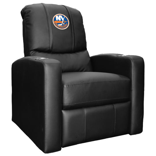 Stealth Recliner with New York Islanders Logo