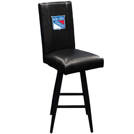 Swivel Bar Stool 2000 with New York Rangers Logo