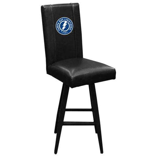 Swivel Bar Stool 2000 with Tampa Bay Lightning Alternate Logo