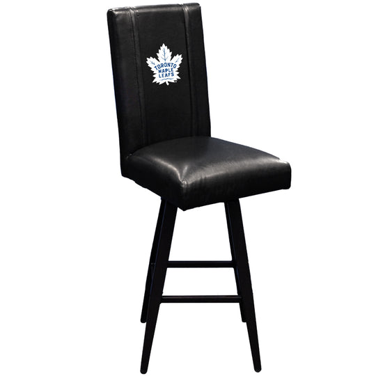 Swivel Bar Stool 2000 Toronto Maple Leafs Logo