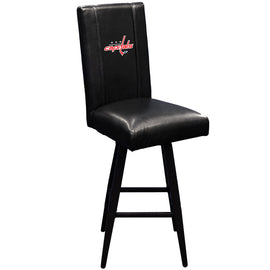 Swivel Bar Stool 2000 Washington Capitals Logo