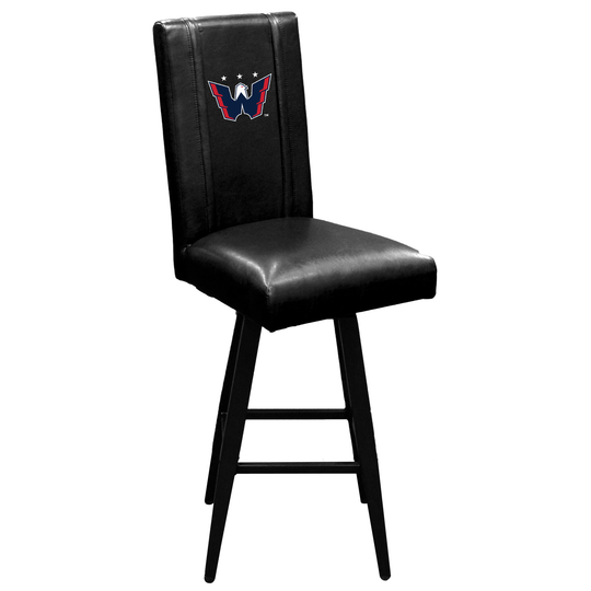 Swivel Bar Stool 2000 Washington Capitals Gaming Icon Logo