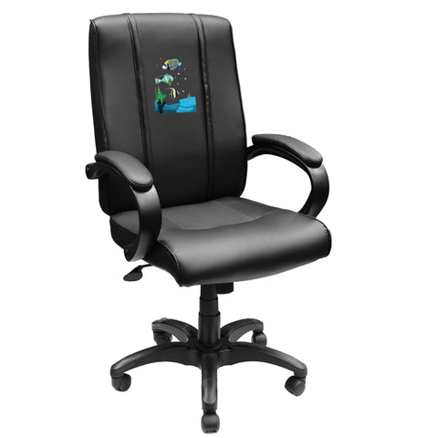 Office Chair 1000 with Under The Sea Logo Panel