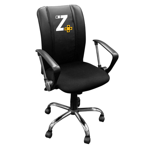 Curve Task Chair with Zipchair Gaming Logo