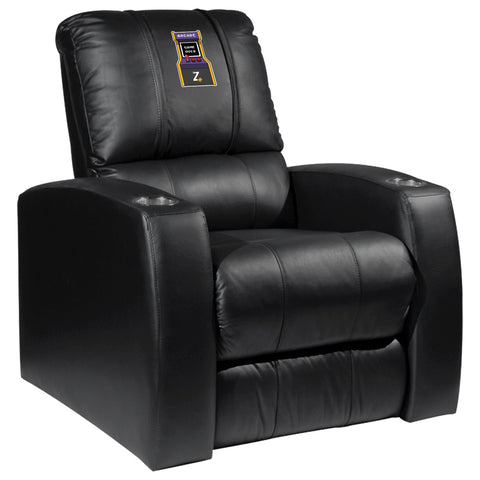 Relax Recliner with Arcade Game Logo