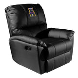 Rocker Recliner with Arcade Game Logo