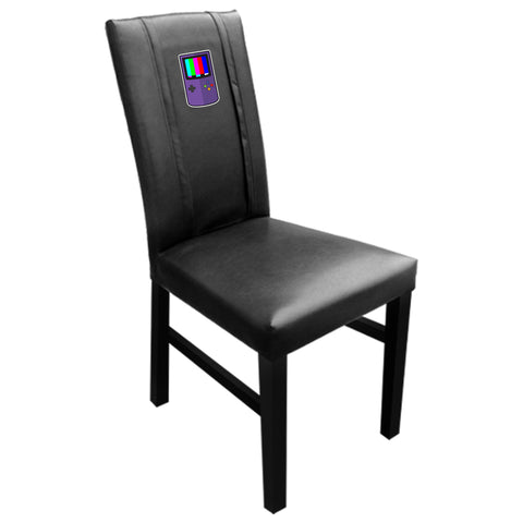 Side Chair 2000 with Handheld System Logo