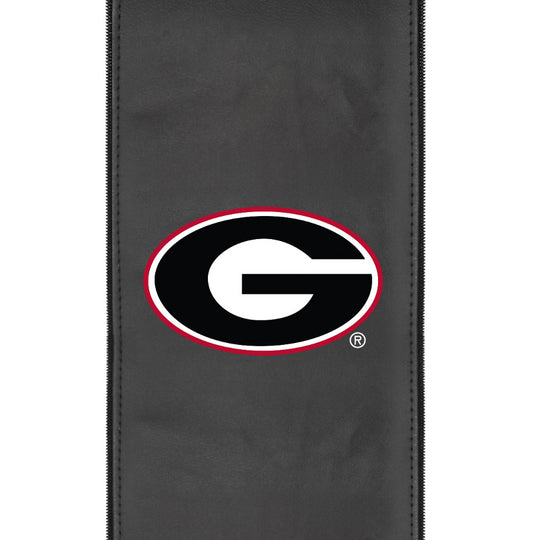 Georgia Bulldogs Logo Panel